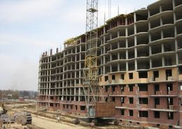 Многоквартирные дома в Пушкине достроит