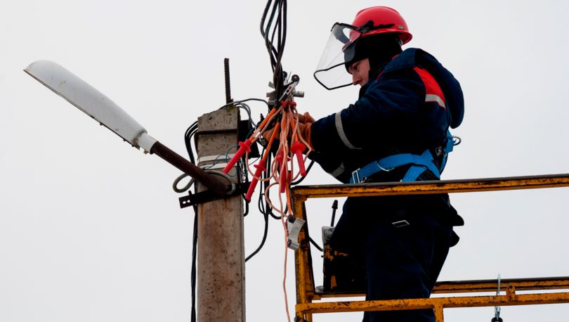 похитители электричества