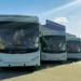 На маршрут Мурино – Приозерск в субботу выйдут новые автобусы на метане