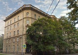 улица Академика Павлова