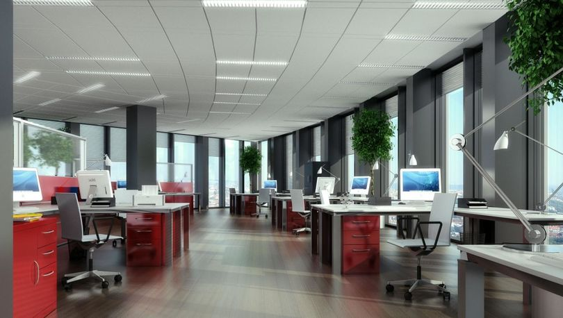 Объем поглощения офисов увеличится вдвое
