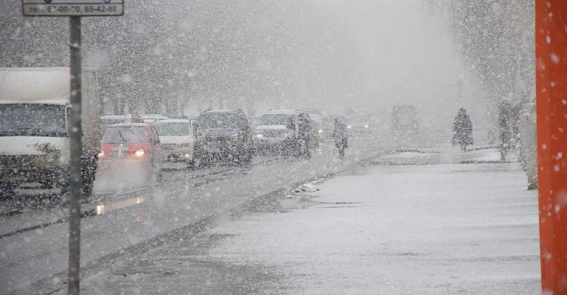 В Петербурге ожидают снег