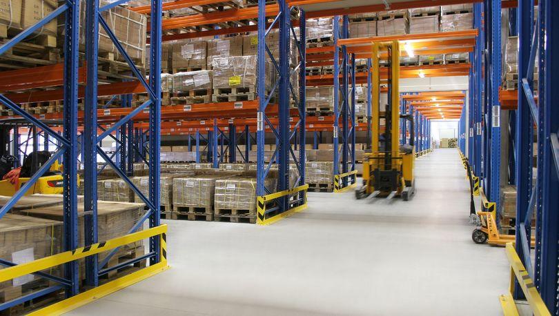 В комплексе «Северные Ворота» арендовано 1 200 кв. метров складов