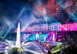 В Петергофе состоится грандиозный праздник фонтанов