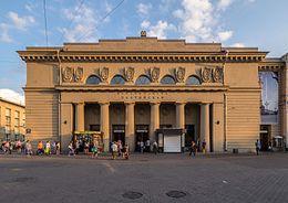 Закрытие входа на станцию метро «Балтийская» отложили