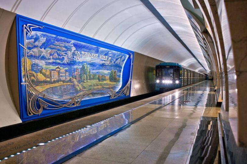Станция метро «Марьина Роща»