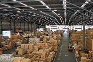 Уровень вакансии на рынке складов снизился