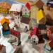Школьники воссоздали Выборг в миниатюре