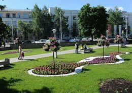 На благоустройство российских городов выделят 10 млрд руб.