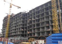По итогам первого квартала на петербургский рынок выведено 0,88 млн. кв.м жилья