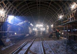 Строительство новых станций метро тормозят проблемы с вывозом грунта