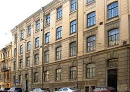 Интерьеры Литейной гимназии отреставрируют