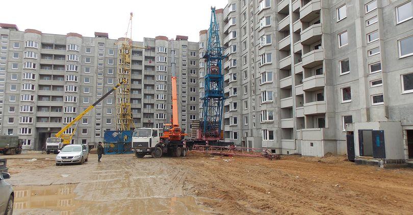Стасишин : Цивилизованного рынка долевого строительства - нет