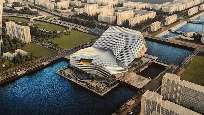 Театр Пугачевой все же могут построить на Морской набережной