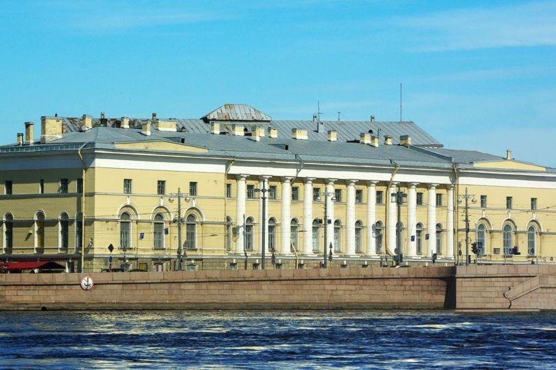 Зоологический институт Российской академии наук