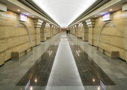 Новый вестибюль станции  метро Спасская откроют 7 ноября