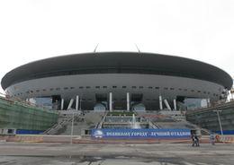 Вадим Тюльпанов: Динамика строительства стадиона на Крестовском улучшилась