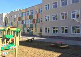 В Ульянке  достроили детский сад с бассейном