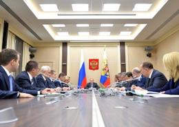 Мень: 10,2 млн. кв. м жилья ввели в РФ за два месяца