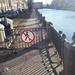 ГБУ «Мостотрест» грозит штраф за повреждение гранитной набережной канала Грибоедова