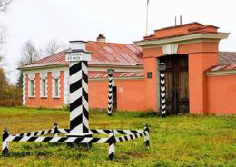 домик станционного смотрителя в Выре