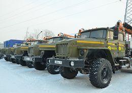 ФСК ЕЭС переведет спецтехнику на осенне-зимний режим эксплуатации