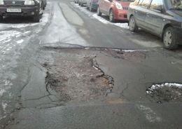 37% дорог Петербурга нуждаются в ремонте