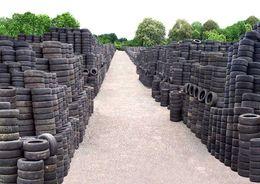 В Ленобласти откроют 6 заводов по переработке шин