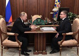 Путин, Якушев