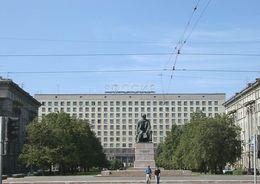 Памятник Чернышевскому отреставрируют за 39 млн рублей
