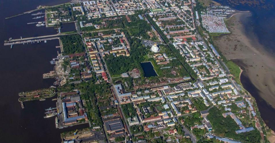 земляная фото кронштадта в реальном времени это