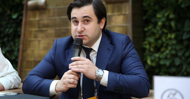 Никита Стасишин - замминистра строительства и ЖКХ РФ