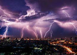 В Петербурге ожидаются ливни и грозы