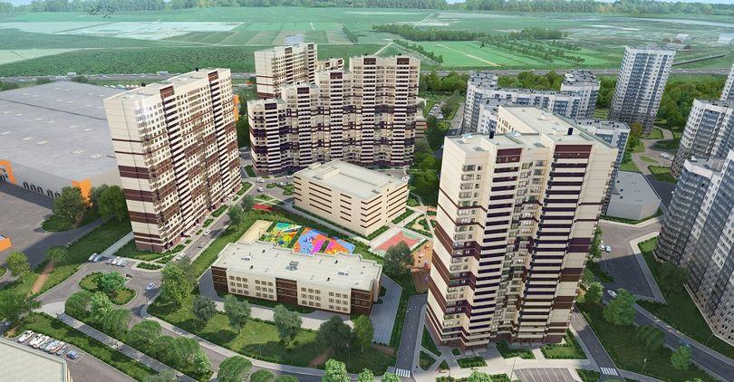 В Невском районе построят три жилых дома