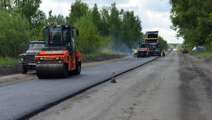 Ремонт трассы «Балтия» оценен в 860 млн рублей