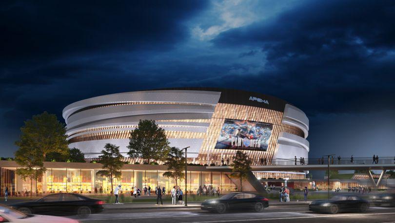 проект СКК «Арена»