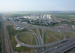 Запущено движение по путепроводам на Московском шоссе