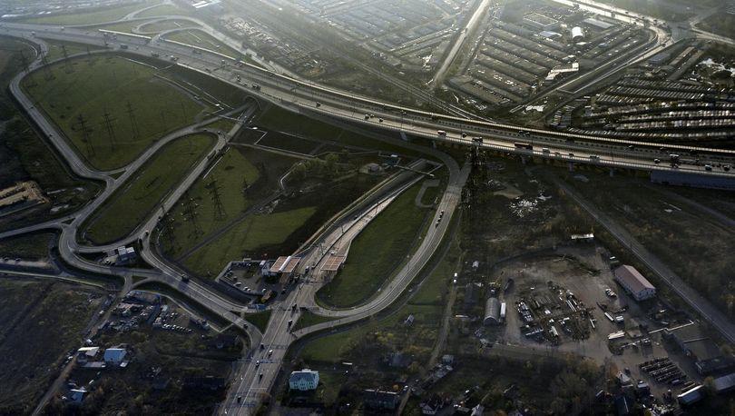 В Мурино построят два транспортных обхода