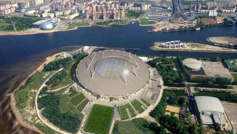 Сроки строительства стадиона