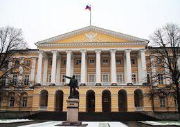 Алексей Моор назначен главным художником Петербурга