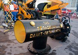 В понедельник испытывают на прочность трубы в Кировском районе