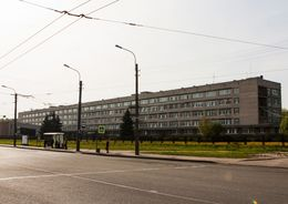 В Сосновой Поляне реконструируют психоневрологический интернат