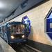 Первый поезд метро от станции «Международная» до станции «Шушары» «засветился» на видео