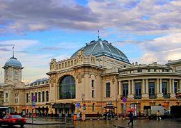 РЖД запустит экскурсии по Витебскому вокзалу
