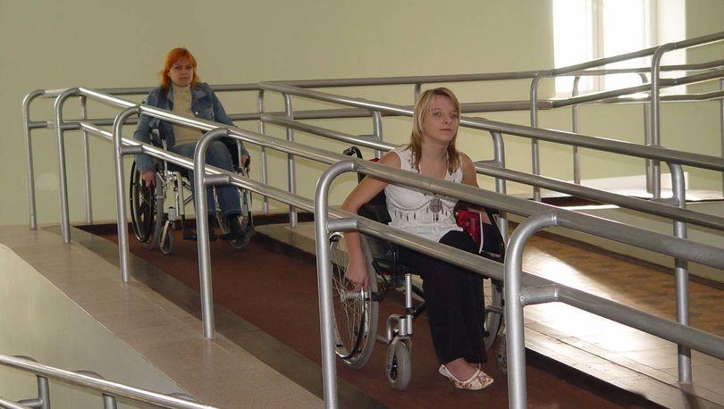 Утверждены типовые проекты переоборудования жилья для инвалидов