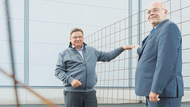 Представители Еlematic и Eurobend
