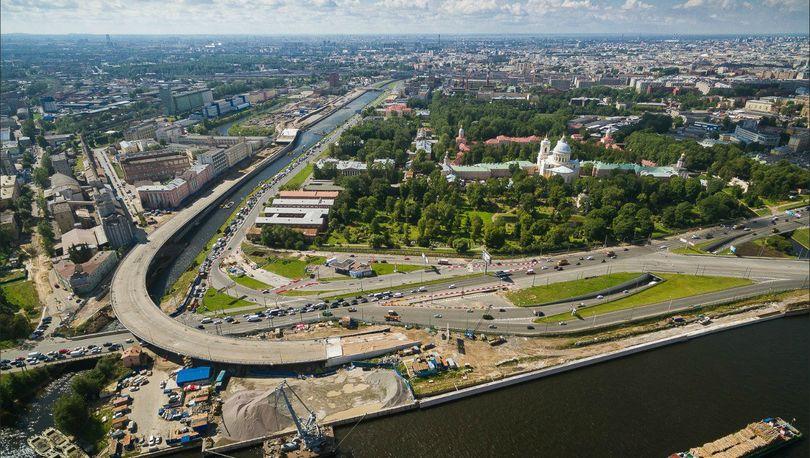 Достройка участка набережной Обводного канала обойдется в 1,5 млрд рублей