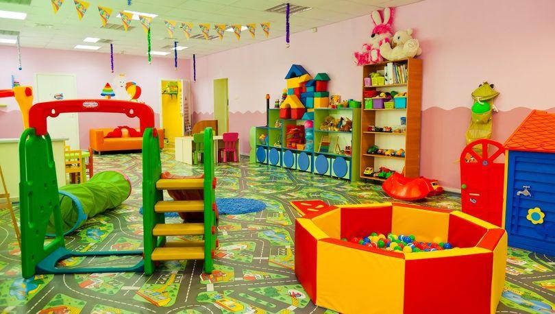Группа ЛСР построит два детских сада в Московском районе