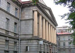 здания Бумажного института
