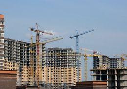 За I кв. в РФ ввели 15,6 млн кв.м жилья